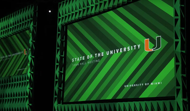 State of the U Stage